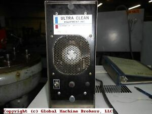 Ultrasonic Cleaning Generator By Ultra Clean Equipment 500w 7amp