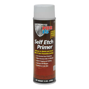 Por 15 Self Etching Primer 15 Oz 41018 Can Be Topcoated In 15 30 Minutes