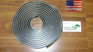 Windshield Butyl Seal Install Tape 5 16 x15 Window Glass Front Or Rear Gasket