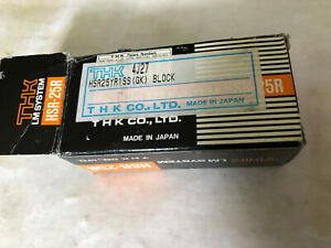 New Thk Hsr 25r Linear Bearing Block Thk Hsr 25