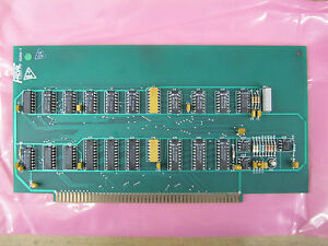 Fadal Board 1040 1 Mill Interface Great Condition Pcb Circuit Control Card