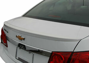 326 Primered Factory Style Lip Spoiler Fits The 2011 2015 Chevrolet Cruze