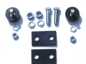 1953 1954 1955 53 54 55 Ford Truck Radiator Support Core Mount Kit New