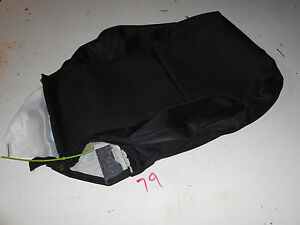 Nice Oem Seat Cover Front Upper Scion Tc 05 06 Black Right