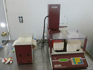 Distek Dissolution Sampler Model 2230a With Sampling Pump