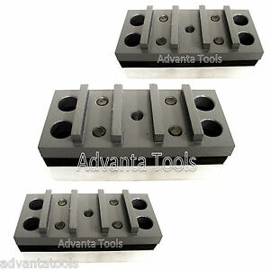 3pk Diamond Grinding Polishing Blocks For Concrete Floor Grinders 30 40 Grit