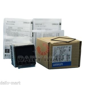 Omron E5cc qx2asm 800 Temperature Controller 100 240vac Original New In Box