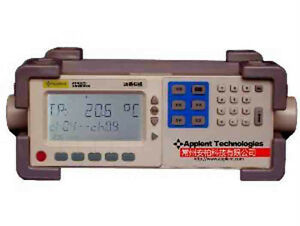 New At4310 10 Channels Thermocouple Temperature Meter Tester W High Low Beep