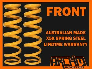 Toyota Landcruiser 80 100 Series Front 3 Inch Raised Coil Springs