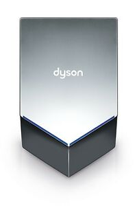 Dyson Airblade V Hu02 Hand Dryer sprayed Nickel Abs Cover 110v 120v Ada
