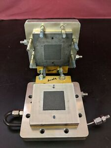 Fuel Cell Technologies Johnson Matthey Single Cell Hardware Fuel Cell 1