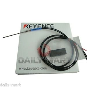 Keyence Fiber Optic Sensor Fu 33 Fu33 New In Box Nib Free Shipping