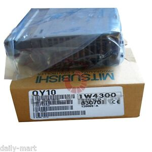 Mitsubishi Plc Melsec q Output Unit Qy10 Original New In Box Free Ship