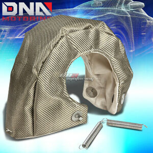 Turbo Turbocharger Turbine Heat Wrap Blanket For Gt35 Gt37 Gt40 Gt45 Gt55