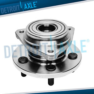 Front Wheel Hub Bearing Assembly For 1989 1998 Jeep Cherokee Composite Rotor