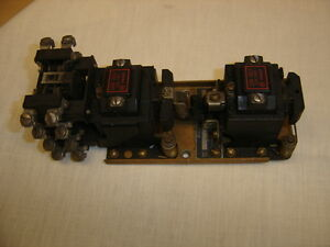 Allen Bradly Bxl440 Latching Relay