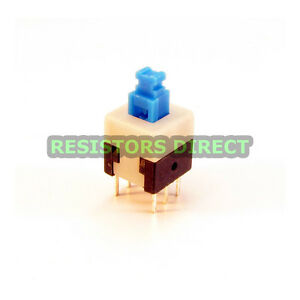 20pcs Dpdt 8x8mm 0 5a 50v Push Button Momentary Tactile Switch On off C11