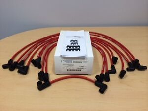 Chevrolet Performance Parts Small Block Plug Wires 350 Gm Oem 12361051