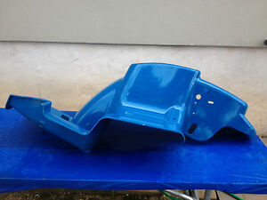 New Holland Tractor Fender Fiberglass Right Hand Assembly Deluxe P n 86526887