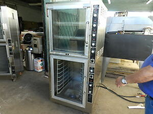 Piper Super Systems Op3 Oven Proofer Heat Humidity Bread Sub Sandwich Rolls