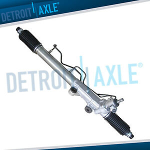 Complete Power Steering Rack And Pinion For Toyota 4runner Tacoma 2wd 4x4