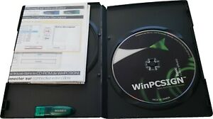 Sign Making Cutting Software Winpcsign Basic 2009 For Vinyl Plotter Cutter Titan