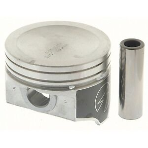 Sealed Power federal Mogul Chevy 400 Cast Dish Top Pistons Set 8 1970 80 40