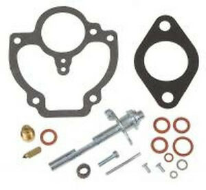 Massey Harris 44 44k 444 55ks Carburetor Kit 6809a 761544m91 Zenith Carb Mh87