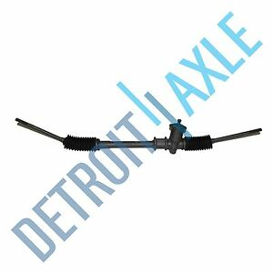 Complete Manual Steering Rack Pinion Assembly Eagle Dodge Mitsubishi Plymouth