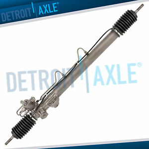 Complete Power Steering Rack And Pinion Assembly For 1997 2000 Honda Prelude