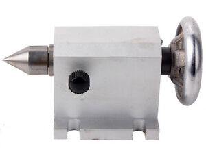 New Cnc Tailstock For A Axis 4th Axis Rotary Axis Cnc Engraver Lathe Accessory