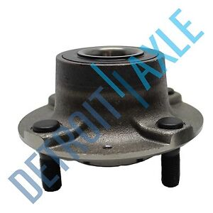 New Rear Complete Wheel Hub And Bearing Assembly For 1982 87 Saab 900
