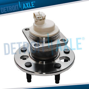 New Rear Wheel Hub And Bearing Assembly For Gm Vehicles W Abs