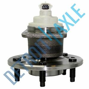 New Rear Wheel Hub And Bearing Assembly For Century Monte Carlo Regal W Abs