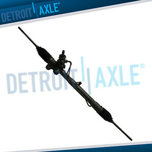 Complete Power Steering Rack And Pinion Assembly For Scion Xa Xb