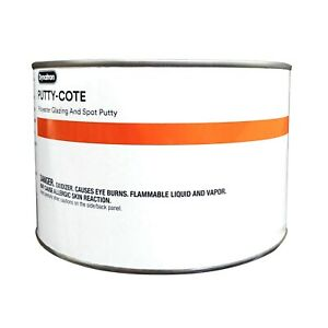 24oz Dynatron Putty Cote Polyester Glazing Finishing Putty 592 Car Body Repair