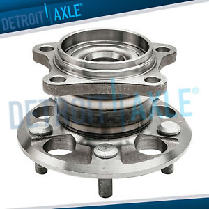 New Rear Wheel Hub And Bearing Assembly For Highlander Rx330 350 400h Venza Awd