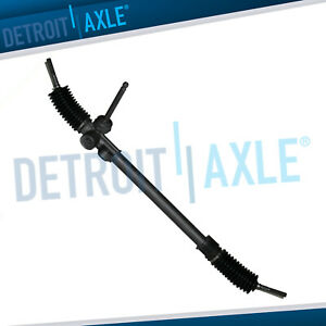Complete Manual Steering Rack And Pinion Assembly W Electronic Assist