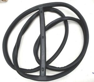 1950 1951 50 51 Ford Convertable Victoria Windshield Rubber Double Grove For Ss