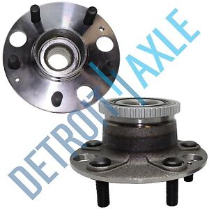 Set 2 New Rear Complete Wheel Hub Bearing Assembly For Oasis Odyssey W Abs