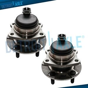 Set Of 2 New Rear Wheel Hub And Bearing Assembly For Grand Caravan W Abs