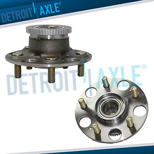 1999 2000 2001 2002 For Acura Tl Honda Accord V6 Rear Wheel Bearing