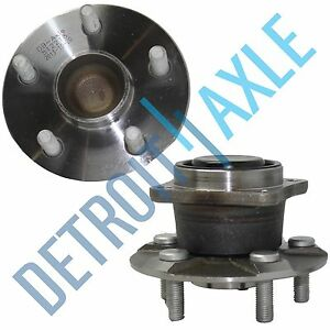 Rear Wheel Hub Bearing For 2003 2008 Toyota Corolla Matrix Vibe Fwd Non Abs