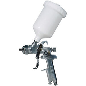 Astro Pneumatic Gravity Feed Spray Gun 1 4mm Nozzle W One Pint Nylon Cup Gf14s