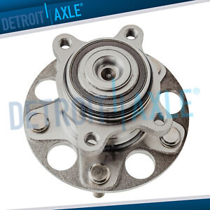 Rear Wheel Bearing Hub 2006 2007 2008 2009 2010 2011 Honda Civic Abs Only 1 8l