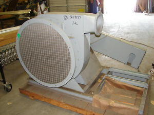 Ventapp 384 461 Large Industrial Blower Fan 3000cfm xlnt