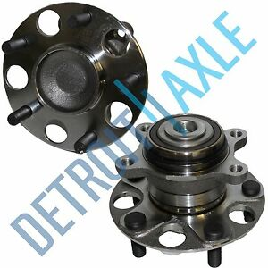 2 Rear Wheel Bearing Hub 2006 2007 2008 2009 2010 2011 Honda Civic W abs 1 8l