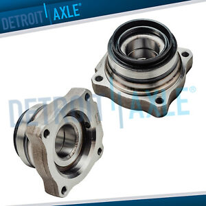 Fit 2005 2015 2016 2017 Toyota Tacoma Rear Wheel Hub Bearing Assembly W Abs