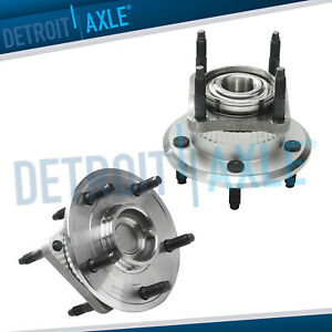 For 2005 2010 Jeep Grand Cherokee Commander Rear Wheel Hub Bearing Abs 5 Bolt