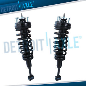 Front Strut Pair For 2006 2007 2008 2009 2010 Ford Explorer Mercury Mountaineer